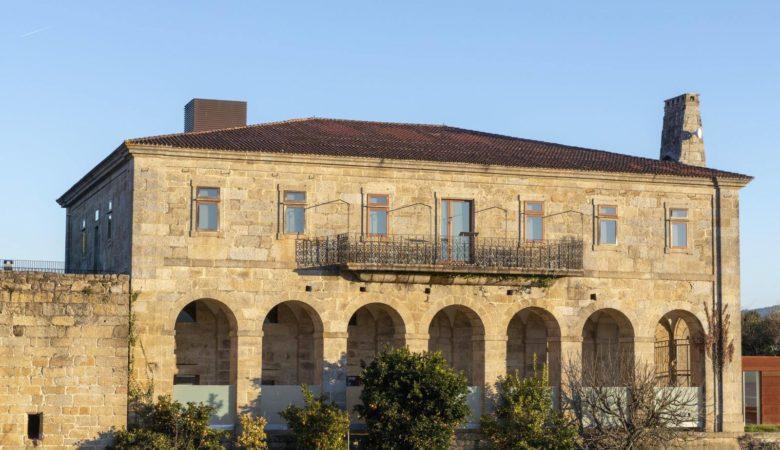 A Reitoral de Santo André acolle desde o pasado mes de xullo o Museo Galego do Viño de Galicia