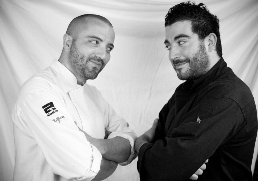 Marcos Cerqueiro e Iago Pazos fixeron do Abastos 2.0 unha marca referencia na cociña galega