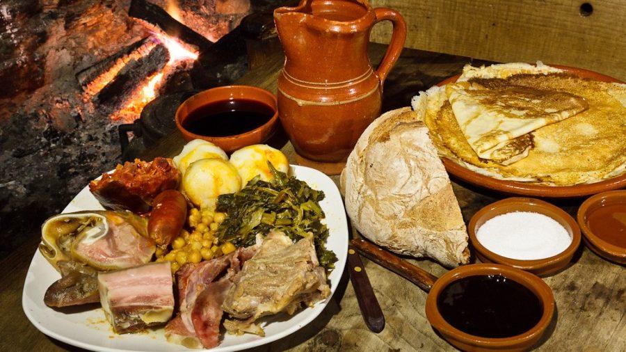 Cocido galego