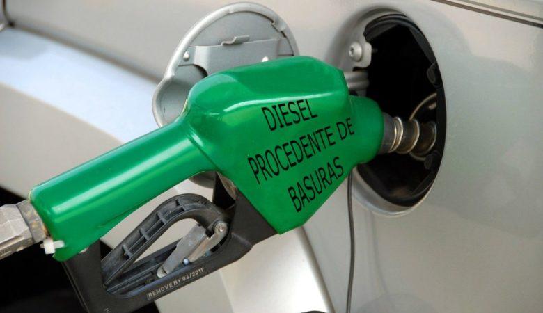 Tras o seu procesado, o biodiésel xerado con lixo de alimentos poderíase usar en motores comerciais. / FOTO: Fundación Descubre
