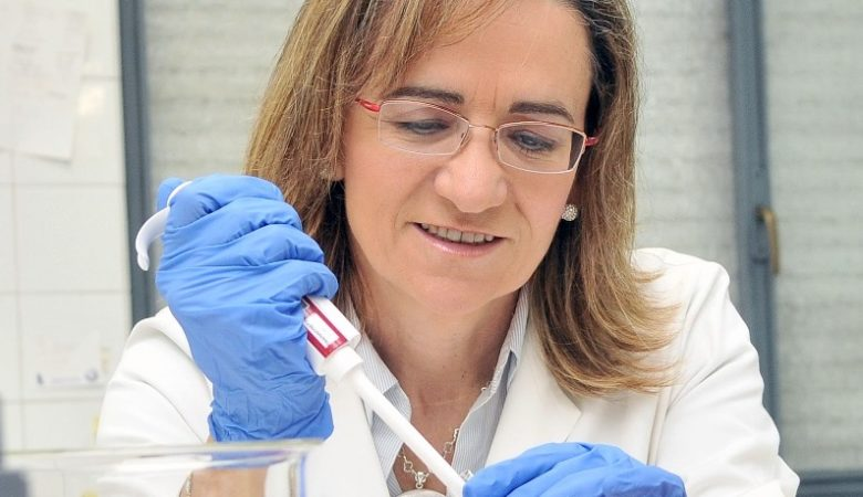 María José Alonso.