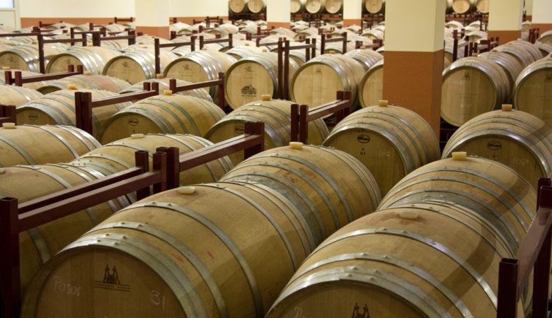 Pipas de viño