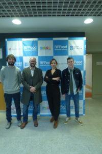 Proxecto HK Smart Food, mentorizado por Cafés Candelas