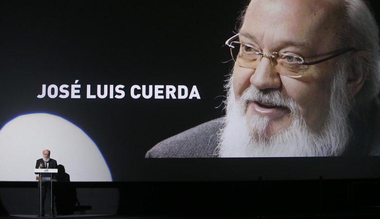 O cineasta e adegueiro José Luis Cuerda