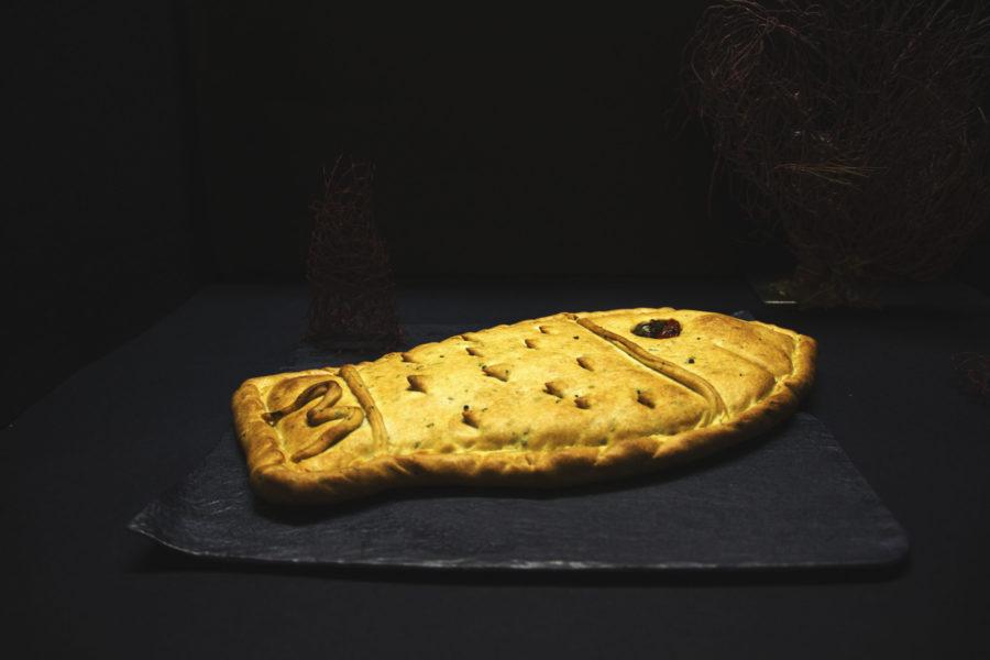 Empanada Maruca con forma de peixe