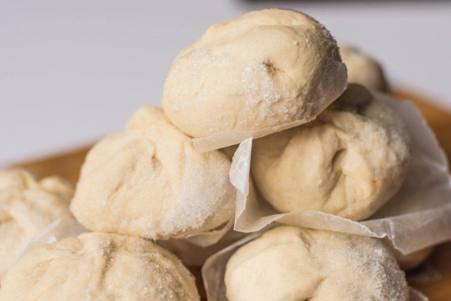 Pan conxelado