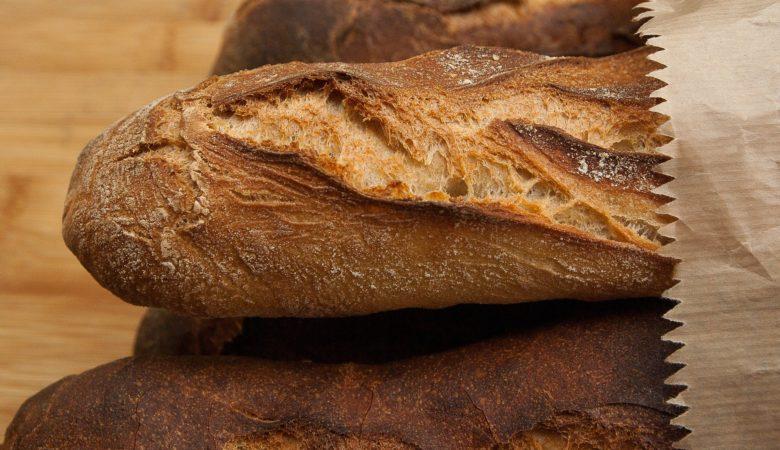 Unha barra de pan