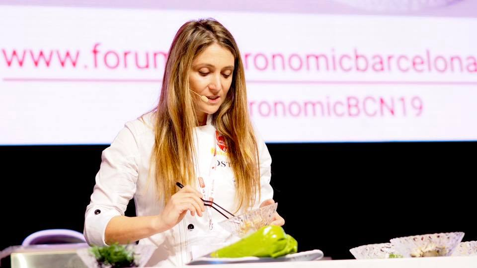 Lucía Freitas ten unha estrela Michelin e dous soles Repsol co seu restaurante A Tafona