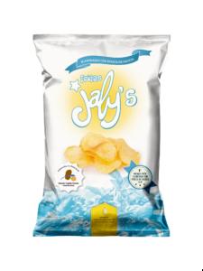 Bolsa de patacas Jaly´s coa IXP de Pataca de Galicia