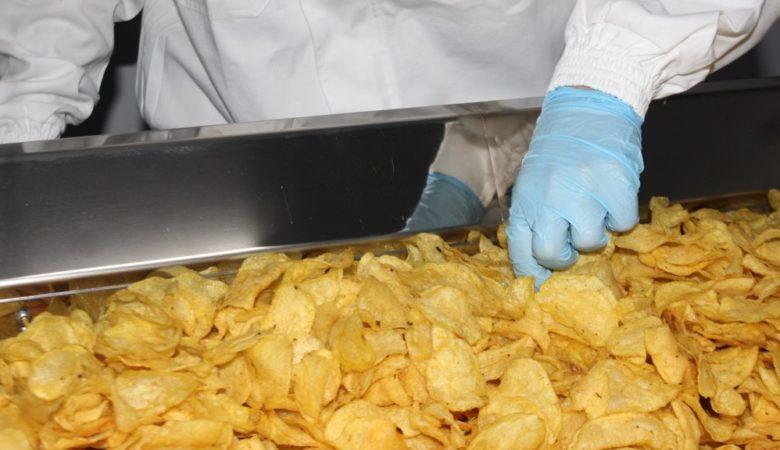 As patacas Jaly´s levan un proceso artesán de selección no envasado