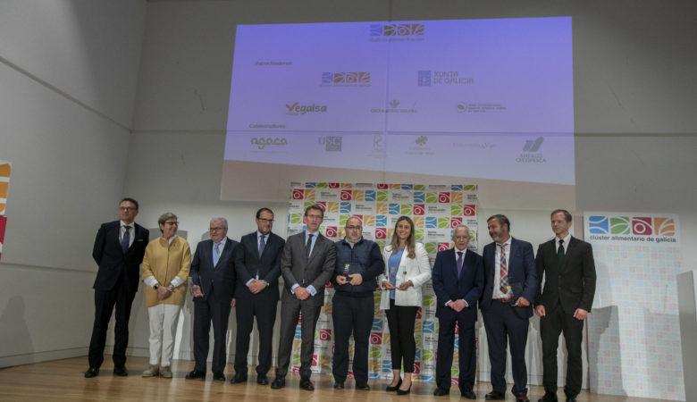 Entrega dos premios na edición de 2019.