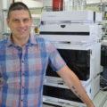 José M. Lorenzo, profesor asociado na Área de Tecnoloxía dos Alimentos. Foto: Duvi