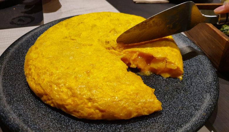 Tortilla de Betanzos dac