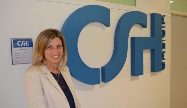 Marta Fernández, directora de Centro Superior de Hostalería de Galicia (CSHG)
