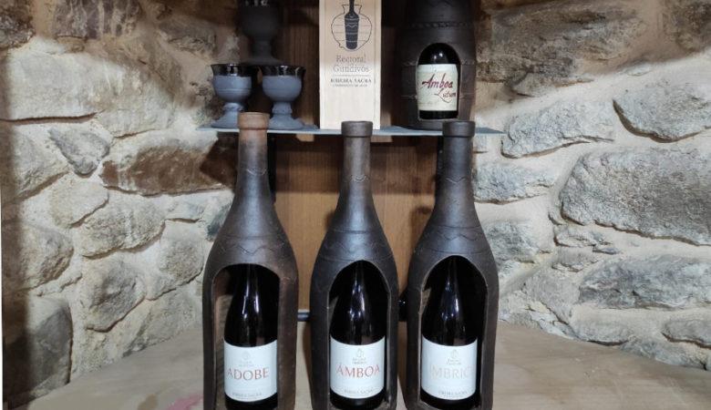 Varios dos produtos da Reitoral de Gundivós.