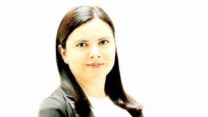 A investigadora Delicia Liliana Bazán. Foto: Duvi.